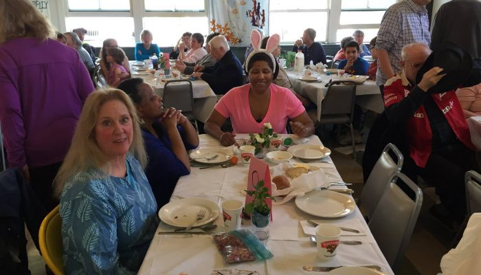 Easter Community Meal – Thank you!