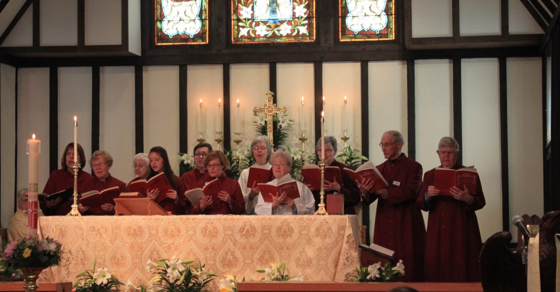 Holy Eucharist with Music – One Morning Service Only