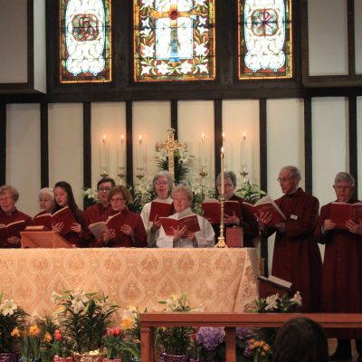 Choir Rockland Episcopal Church