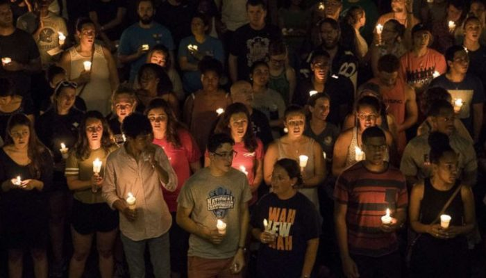 Bishop Lane's Response to Events in Charlottesville
