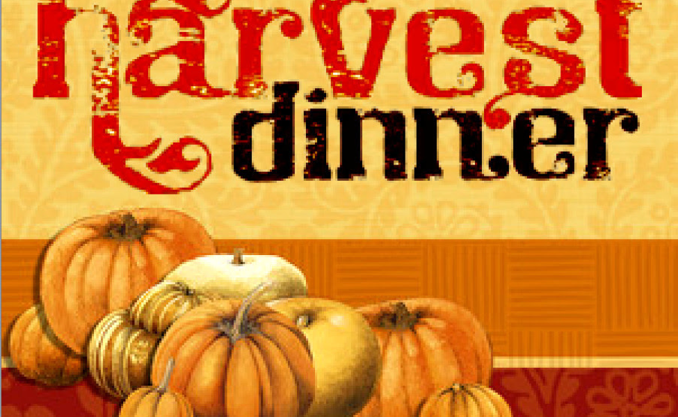 Parish Harvest Dinner Sat.Oct. 21
