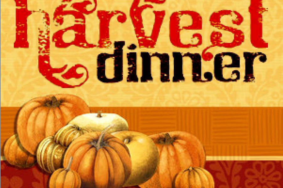 Parish Potluck Harvest Dinner Saturday Oct. 13