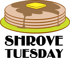 Shrove Tuesday Pancake Lunch