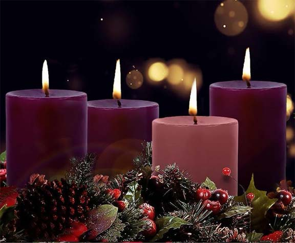 Advent and Christmas Activities at St. Peter's