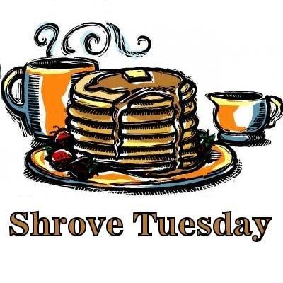 Shrove Tuesday Pancake Luncheon
