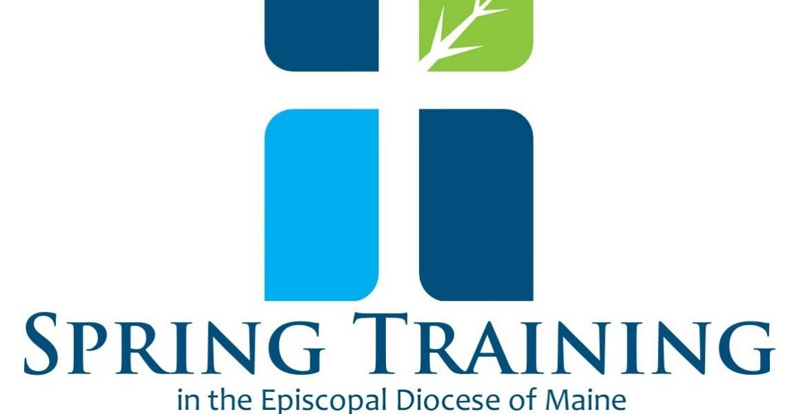 Spring Training in the Diocese of Maine