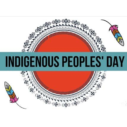 Online Service for Indigenous Peoples' Day