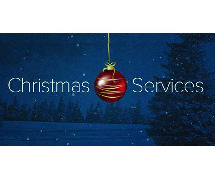 Christmas Eve and Christmas Day Services at St. Peter's