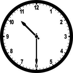 New Sunday morning worship hours beginning September 19 — 10:30 AM